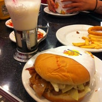 Photo taken at Johnny Rockets by Karla on 6/2/2013