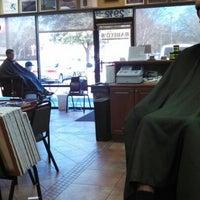 Photo taken at Rabelo's Barber Shop by DJ PAPI on 1/31/2013