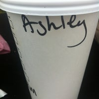 Photo taken at Starbucks by Ashley K. on 8/3/2013