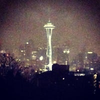 Photo taken at Kerry Park by Pedro A. on 11/12/2012