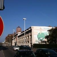 Photo taken at Piscine Garibaldi by Baptiste J. on 11/14/2012