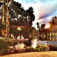 Photo taken at Paradise Point Resort & Spa by Lelya on 1/2/2013