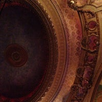 Photo taken at The Chicago Theatre by Chris D. on 9/29/2012