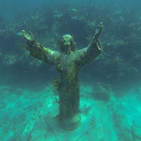 Photo taken at Christ of the Deep by Keith B. on 6/29/2013