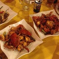 Photo taken at Sawadee Thai Seafood by Patrick C. on 6/22/2013
