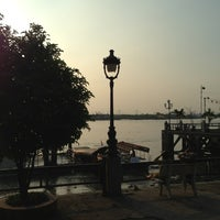 Photo taken at Saigon Boat by Little on 3/23/2013