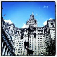 Photo taken at NYC Municipal Building by Nikki N. on 7/3/2012