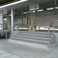 Photo taken at BRT ราชพฤกษ์ (Ratchapruek) by koi on 2/21/2012
