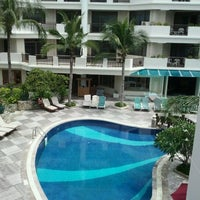 Photo taken at Imperial Hua Hin Beach Resort by mygod.p on 8/26/2011