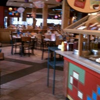 Photo taken at bd's Mongolian Grill by Danielle V. on 9/28/2011