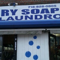 Photo taken at Jerry's Soap Opera Laundromat by Jazzy on 5/23/2011