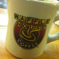 Photo taken at Waffle House by Jose G. on 11/20/2011