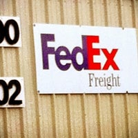 Photo taken at FedEx by TONY A. on 12/20/2011