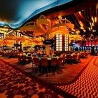 Photo taken at Resorts World Sentosa Casino by Pyan Z. on 9/11/2011