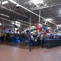 Photo taken at Walmart by Blair S. on 6/29/2012