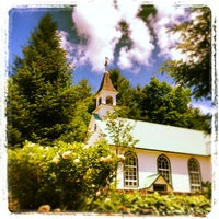 Photo taken at Village Québécois d'Antan by Stéphan P. on 6/23/2012