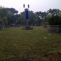 Photo taken at Alun-alun Cianjur Playground by Yusup A. on 7/8/2012