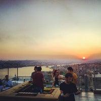 Photo taken at Vida Pera by Istem Duygu A. on 6/15/2012