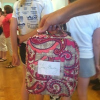 Photo taken at Vera Bradley by Lisa L. on 7/28/2012