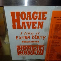 Photo taken at Hoagie Haven by Cody V. on 7/16/2012