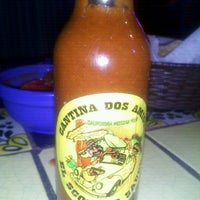 Photo taken at Cantina Dos Amigos by Barbara D. on 8/18/2012