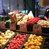Photo taken at Soulard Farmers Market by Ama K. on 8/4/2012