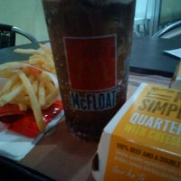 Photo taken at McDonald's by Mark Villy A. on 12/10/2011