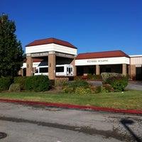 Photo taken at Seven Acres Jewish Senior Care Services by Debra O. on 11/30/2011