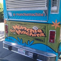 Photo taken at The Munchie Machine by Terry M. on 10/3/2011