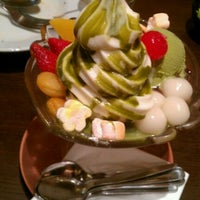 Photo taken at MOF Japanese Sweets and Coffee by 취상 맥. on 2/12/2012