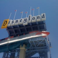 Photo taken at Disneyland Hotel by Joey N. on 8/1/2011