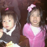 Photo taken at Romano's Macaroni Grill by Cybil B. on 4/3/2011