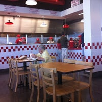 Photo taken at Five Guys by Joe W. on 8/23/2011