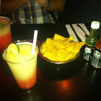 Photo taken at Blockheads Burritos by Will on 8/31/2012
