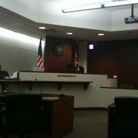 Photo taken at Superior Court of Arizona (Northeast Regional Center) by John H. on 11/3/2011