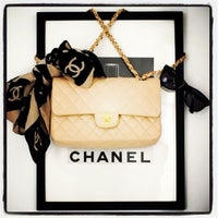 Photo taken at CHANEL Boutique by Ultimate Paris on 11/24/2011