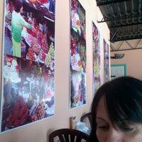 Photo taken at MC Restaurant & Lounge by Alfonzo V. on 3/16/2012