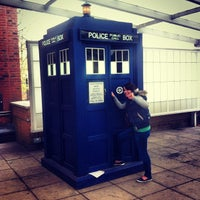 Photo taken at BBC Television Centre by Kristof K. on 4/5/2012
