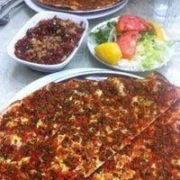 Photo taken at Öz Kilis Kebap ve Lahmacun Salonu by Mustafa E. on 9/5/2012