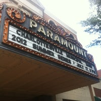 Photo taken at The Paramount by Pablo C. on 7/19/2012