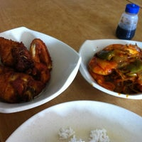 Photo taken at Cargas Cafe by FAM Penang Fried. Keow Teoy @Giant Hypermarket S. on 1/23/2012