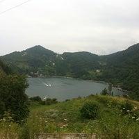 Photo taken at Gideros by berna mutlu a. on 7/31/2011