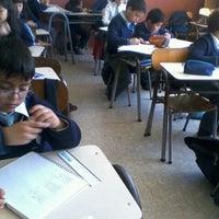 Photo taken at Escuela Santa Cruz by Susana Q. on 11/29/2011