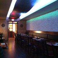Photo taken at Mikawa Restaurant by Adrienne G. on 8/22/2011