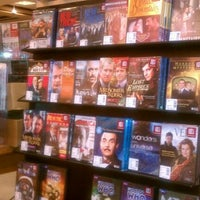 Photo taken at Barnes & Noble by alissa s. on 9/4/2011
