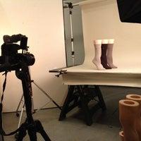 Photo taken at Paul Vincent Studios by Kris D. on 1/31/2012