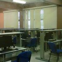 Photo taken at Laboratorio de Computo de Ciencias Básicas by Marta G. on 4/27/2012