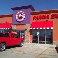 Photo taken at Panda Express by Chris W. on 10/1/2011