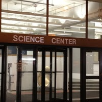 Photo taken at Harvard Science Center by Miguel Felipe S. on 8/5/2012