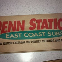 Photo taken at Penn Station East Coast Subs by Harley Q. on 11/20/2011